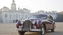 1955 Jaguar Mark VIIM Saloon 09.7.2013