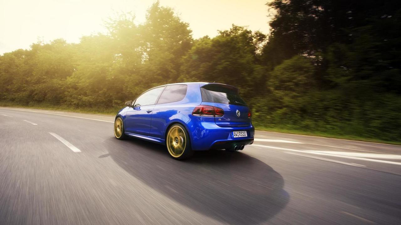 Volkswagen Golf VI R  by Alpha-N Performance 23.10.2013