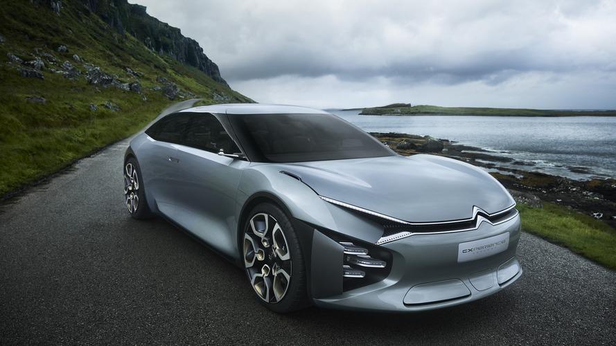 Citroën CXperience Concept 2016 - La renaissance d'une icône ?