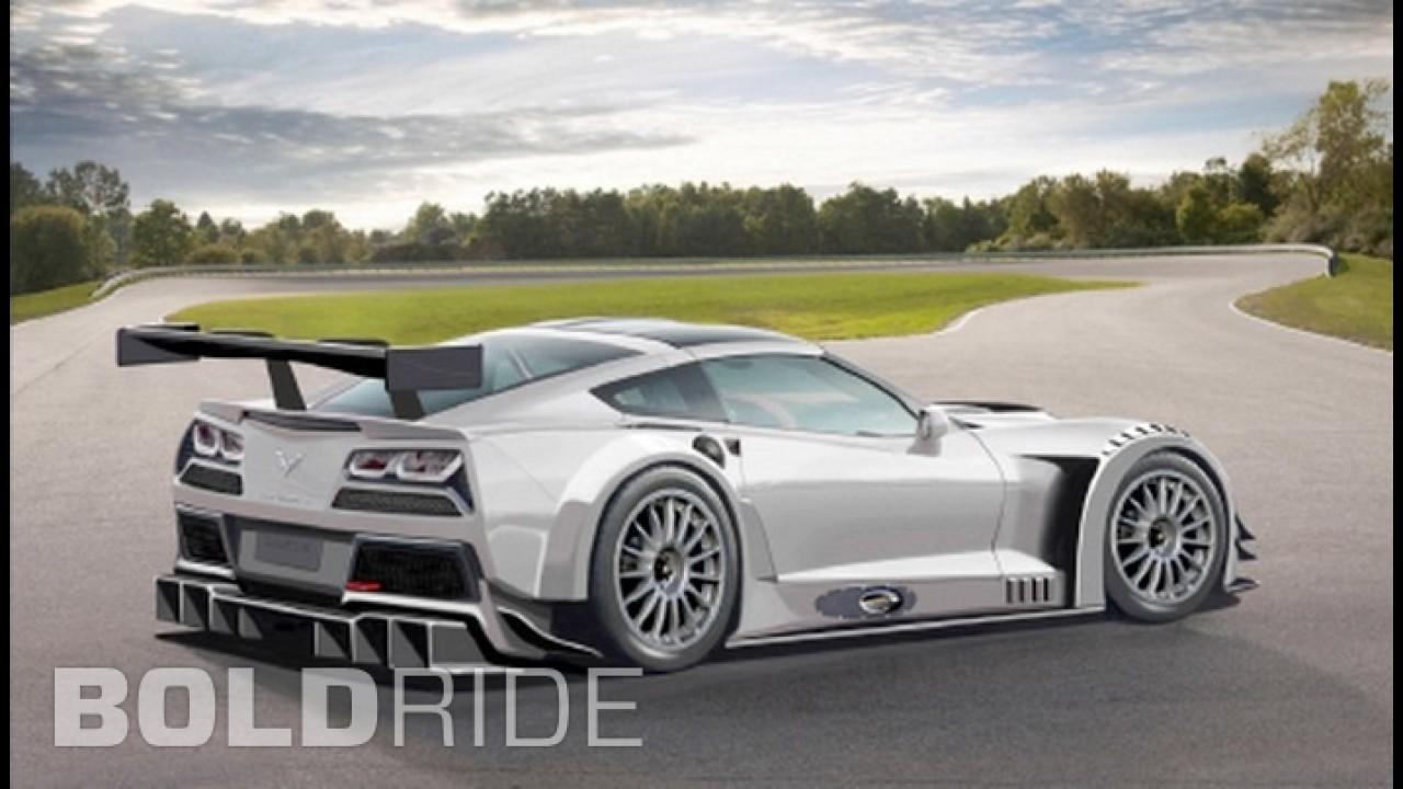 Callaway Corvette Stingray FIA GT3