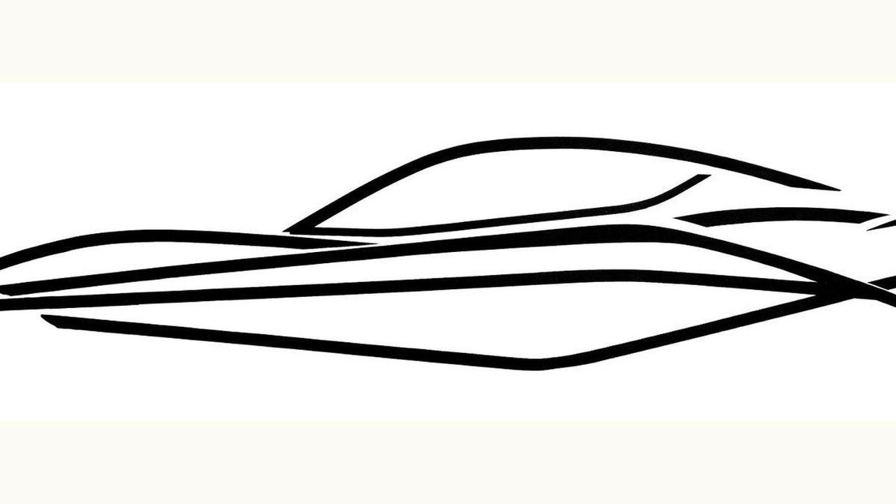 Fisker Project Nina teaser design sketch 22.03.2012