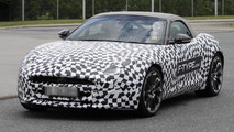 2014 Jaguar F-Type spy photo 11.6.2012