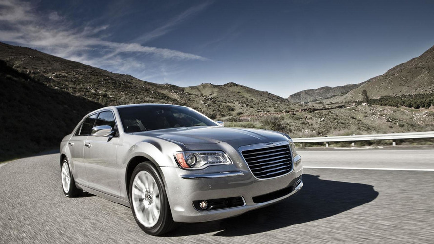 2013 Chrysler 300 Glacier Edition announced