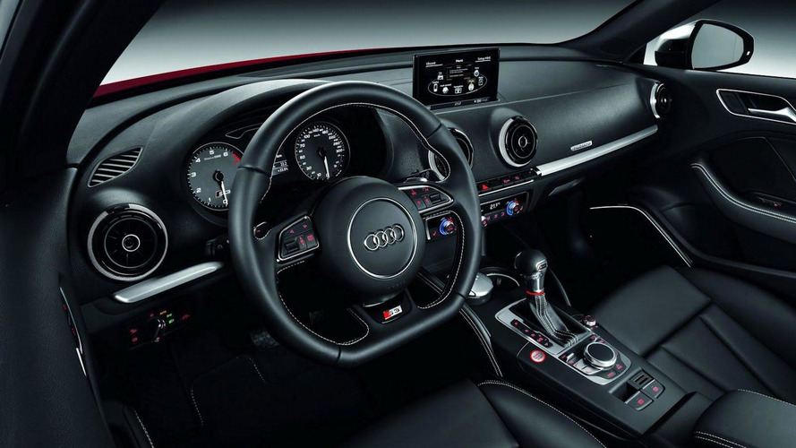 2013 Audi S3 breaks cover [video]