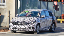 Fiat Tipo wagon spy photo