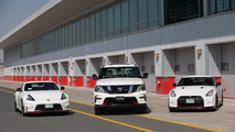 Nissan NISMO Middle East lineup