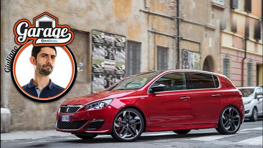 Peugeot 308 GTi, la sportiva quotidiana [VIDEO]