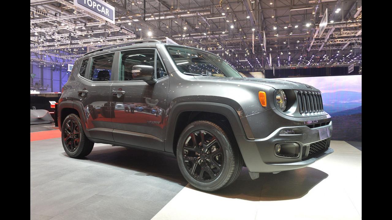 Jeep al Salone di Ginevra 2016