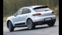 Porsche Macan ganha versão equipada com motor 2.0 do Golf GTI