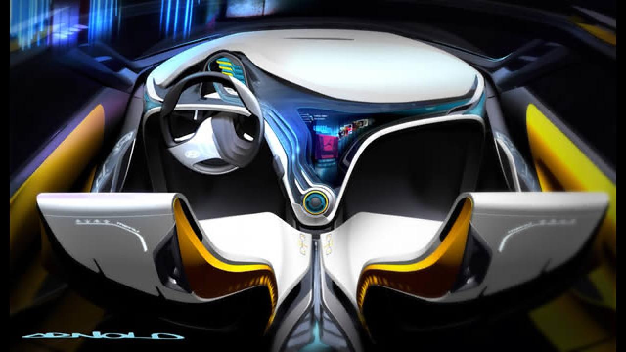 Hyundai Curb Concept antecipa novo crossover compacto em Detroit