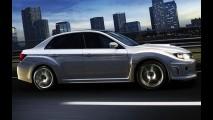 Edição Limitada: Subaru Impreza WRX STI tS