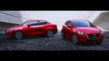 Novo Mazda2 Sedan é revelado antes de estreia oficial