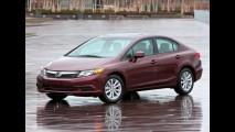 Honda: Novas gerações de Civic e CR-V chegam em dezembro e abril, respectivamente