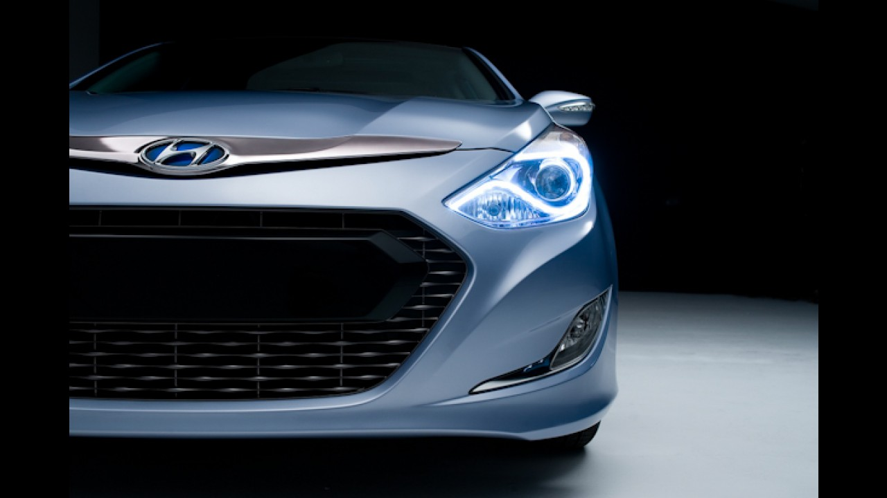 Hyundai planeja híbrido plug-in para 2013