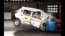 Datsun Go deve ter vendas suspensas até ser reprojetado, diz Global NCAP