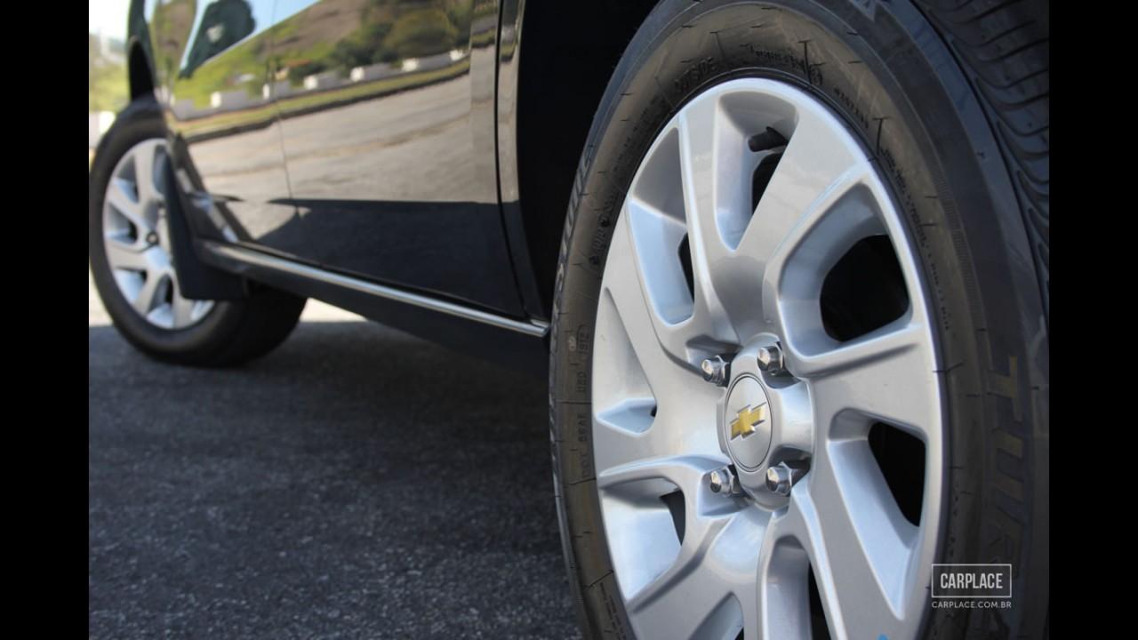 Chevrolet Spin: Impressões iniciais ao dirigir e Galeria de Fotos