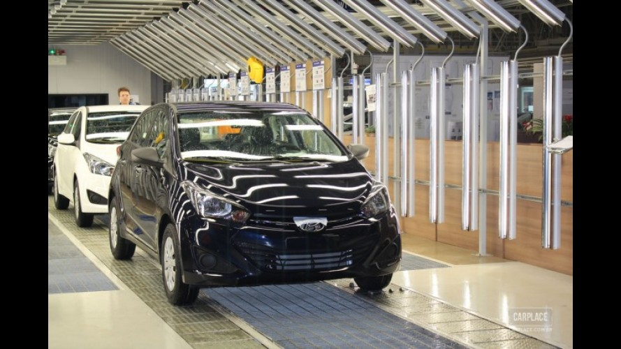 Hyundai inicia terceiro turno na fábrica de Piracicaba
