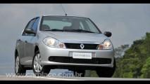 Nova versão:  Renault Symbol Expression 1.6 8V Hi-Torque completo chega por R$ 39.990
