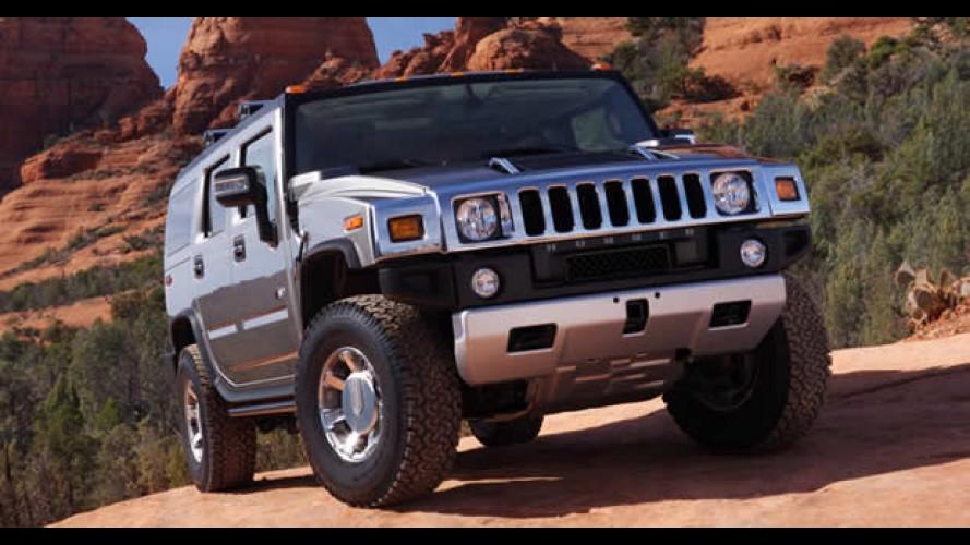 GM confirma venda da Hummer para o grupo chinês Sichuan Tengzhong Industrial Machinery