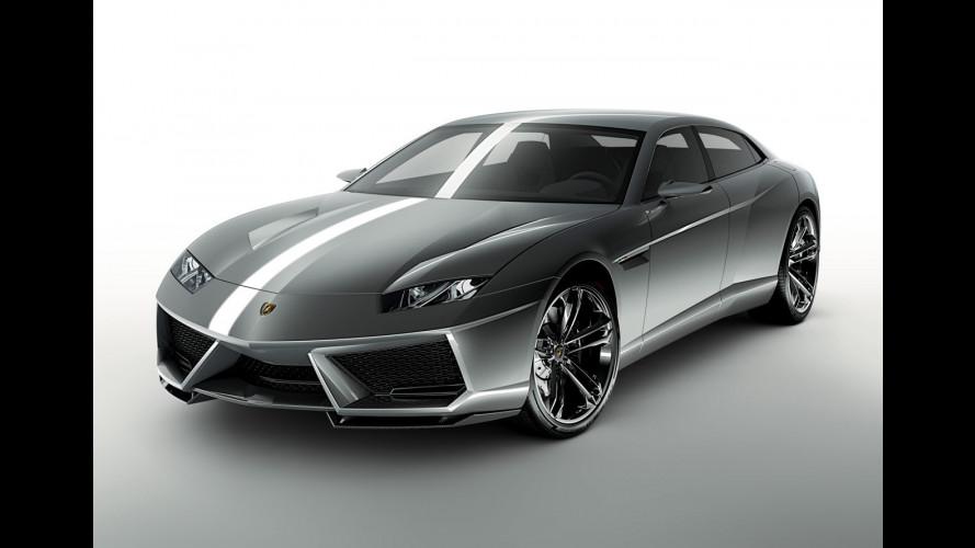 Lamborghini: sì alla Estoque, no al SUV