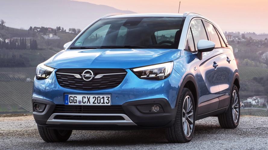Opel Crossland X GPL Tech, voglia di risparmio