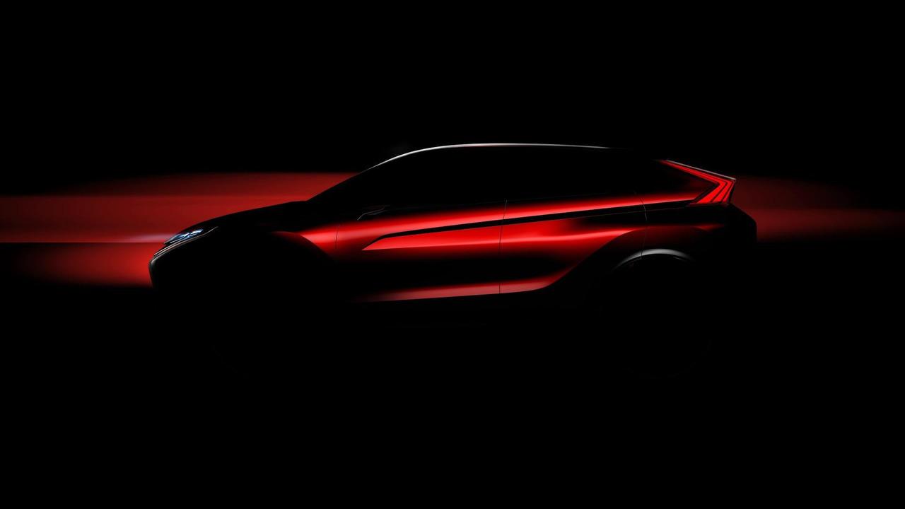 Mitsubishi Concept XR-PHEV teaser