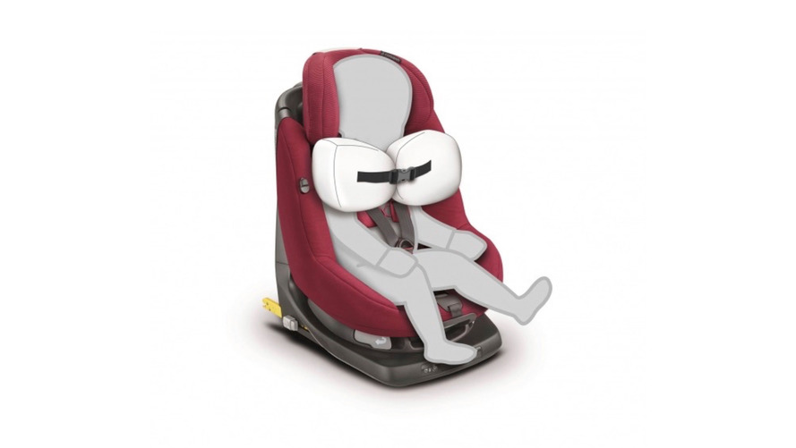 Maxi-Cosi invente l'airbag pour bébé !