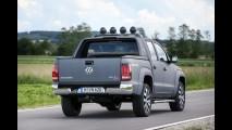 Volkswagen confirma US$ 100 milhões para produzir Amarok reestilizada na Argentina