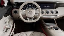 Mercedes-Maybach S650 Cabriolet 2017