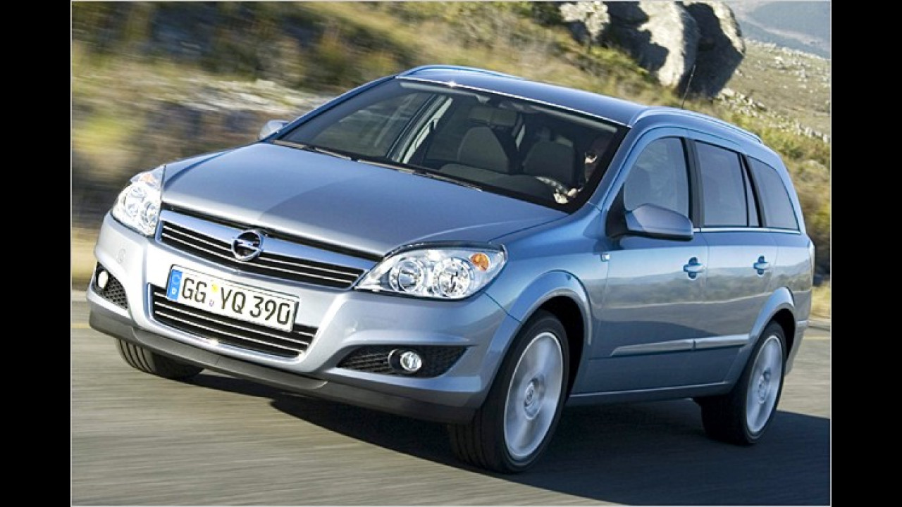 Opel Astra Caravan 1.3 CTDI