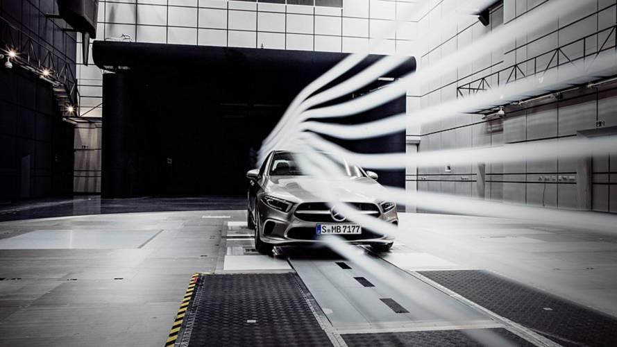 2019 Mercedes A-Class Sedan teasers