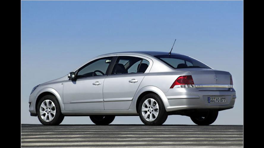 Opel geht mit diversen Neuerungen ins Modelljahr 2009