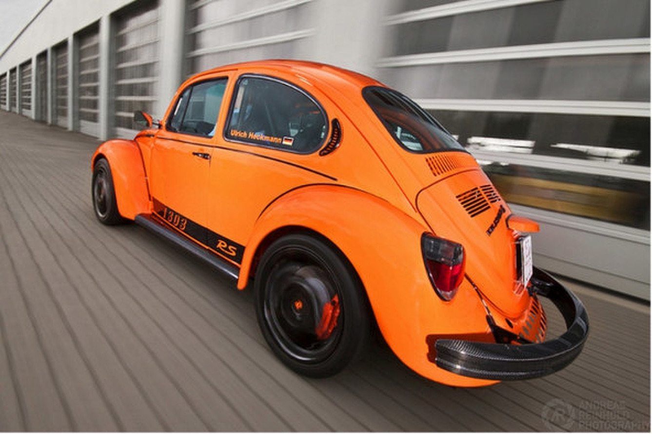 """Super"" Super Beetle a.k.a. ""The German Look"