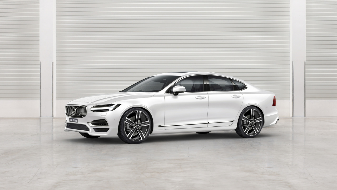 Heico Sportiv tuning package for the Volvo S90 & V90