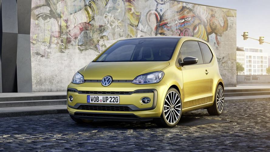 VW up! makyaj ile Beats Audio sistemine ve daha fazla güce sahip oldu