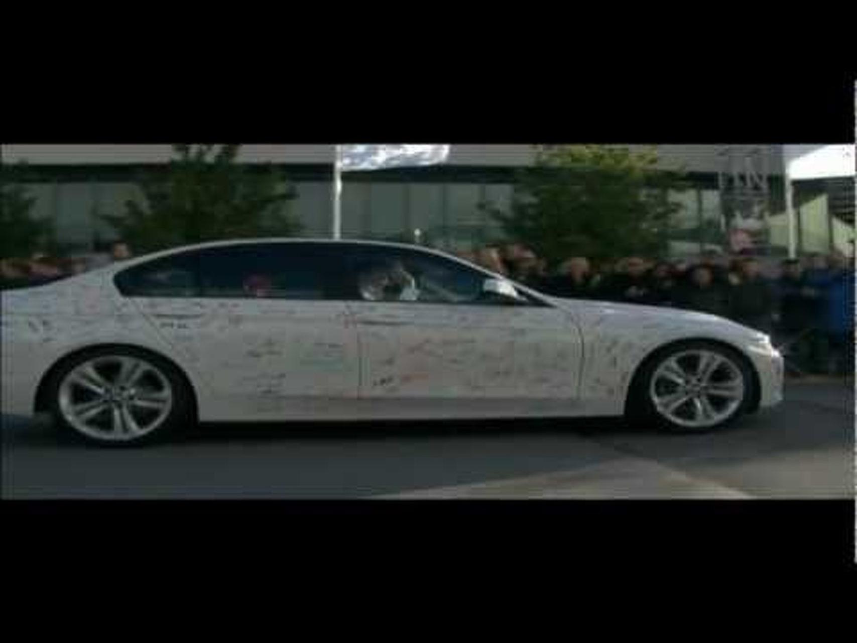 2012 BMW 3-Series World Premiere - First Impressions