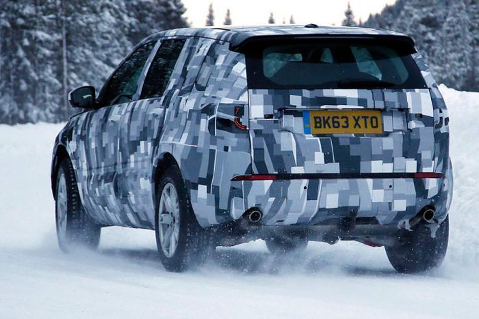 Discovery Sport: Baby Disco has a Name and a Price