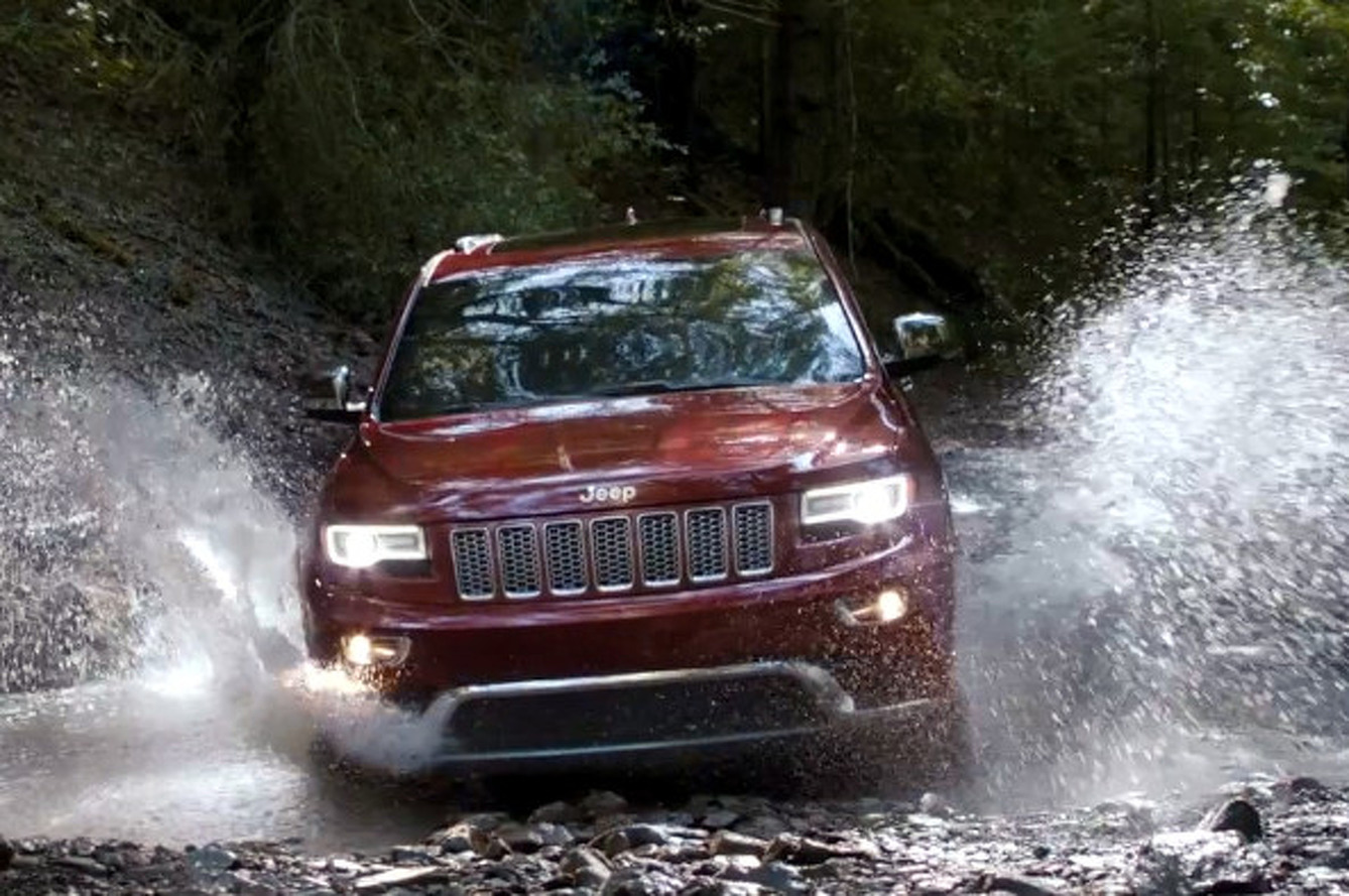 Jeep's New Ad Features a Rambling Al Pacino