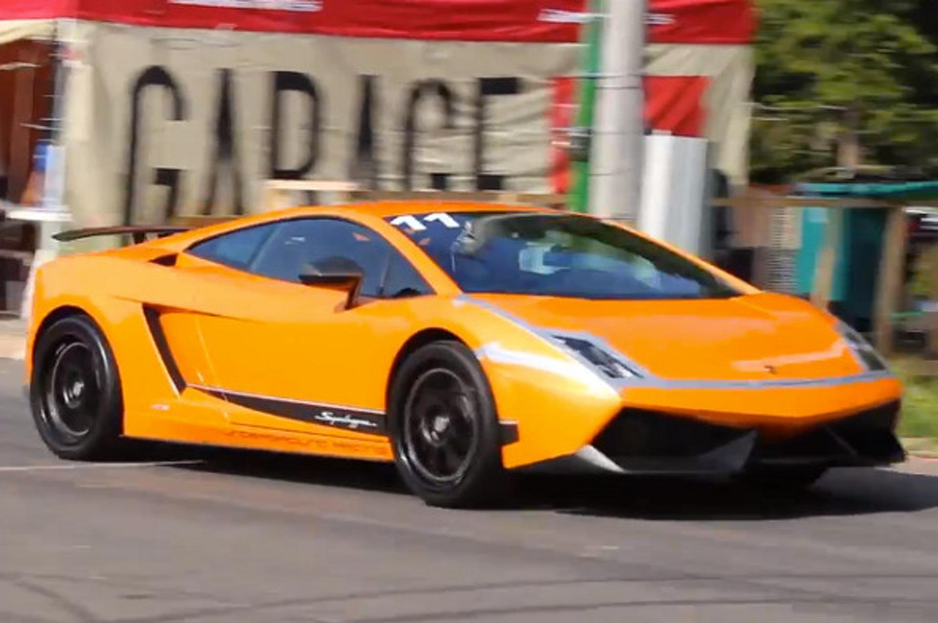2,005HP Lamborghini Gallardo Runs 21.852s Mile [video]