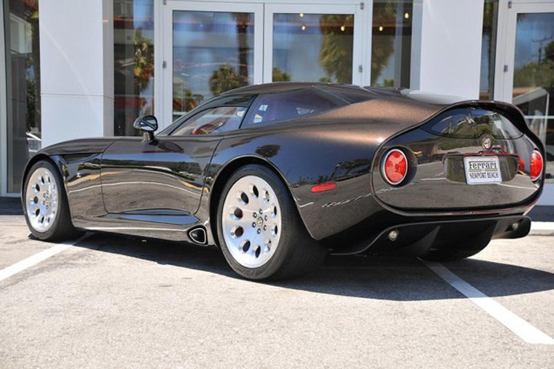 Alfa romeo tz3 stradale engine 12