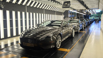 Aston Martin DB9 son 9