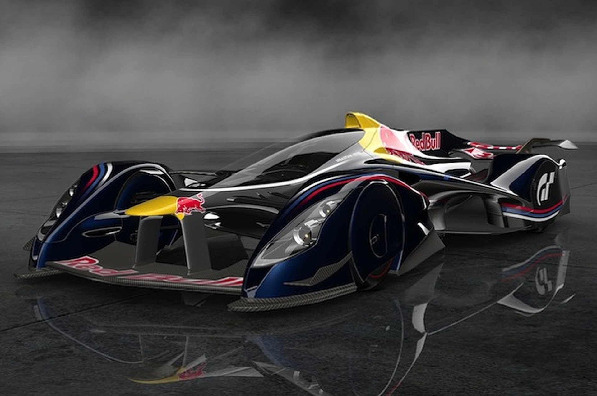 GT6 Red Bull X2014 Concept is Scary Fast, Scary Cool