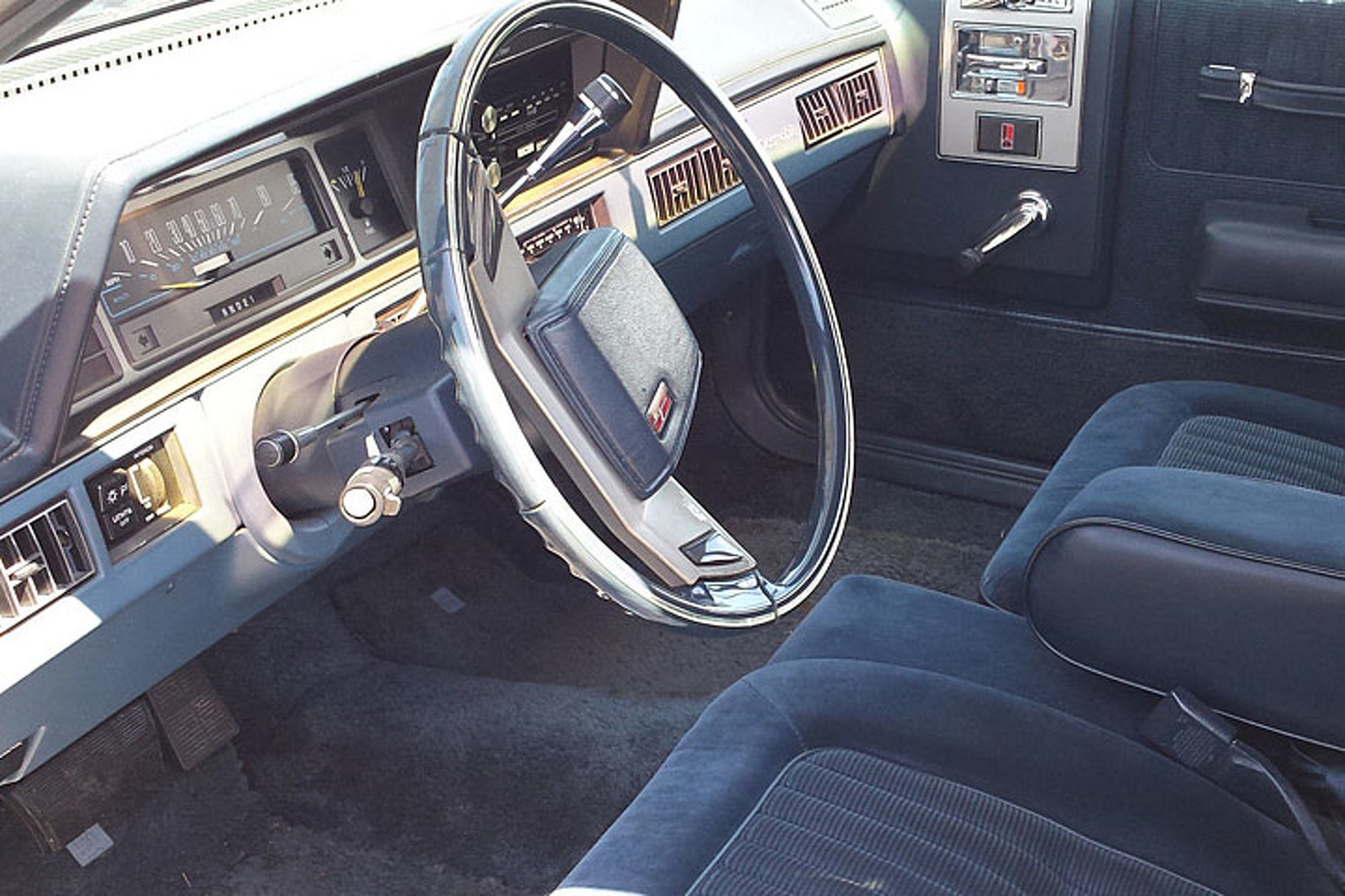 Hillary Clinton's 1986 Oldsmobile Cutlass is Up for Sale