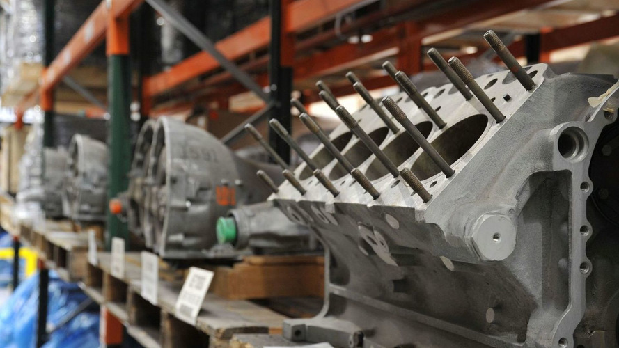 Bentley announces one-off parts and accessories warehouse sale - hidden treasure troves