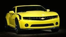 2010 Chevrolet Camaro Fitted With Genuine GM Accessories