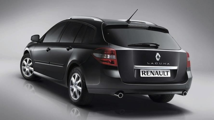 Renault Laguna Black Edition