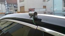 BMW 760i V12 Spy Photo