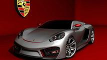 Hopeful Speculation: Porsche Supercar Concept
