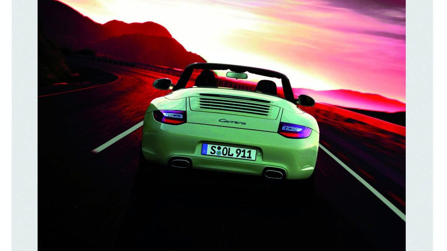 Porsche Previews Calendars for 2010