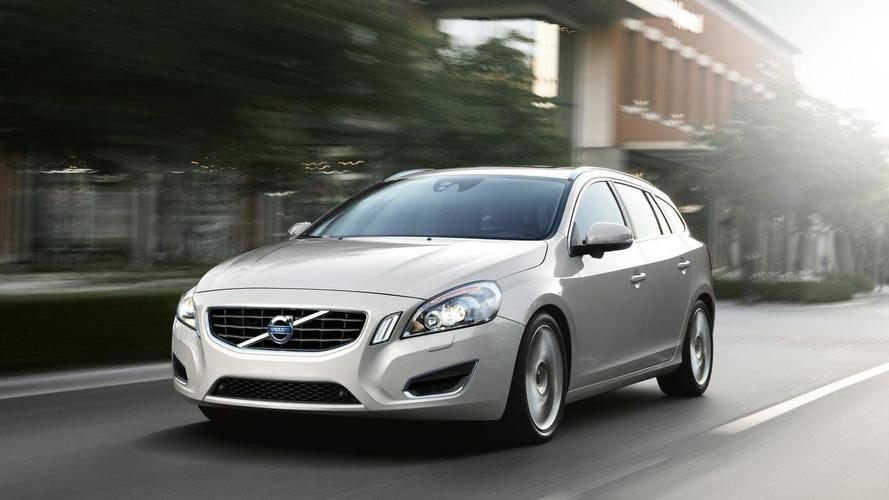 Volvo V60 plug-in hybrid announced for Geneva